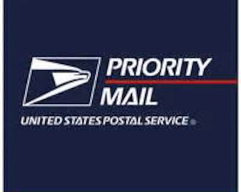 Domestic USPS Priority Shipping Upgrade - US Only
