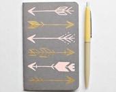 Arrow Mini Notebook