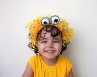 Sesame Street Zoe inspired Headban- Zoe(Inspired)  headband-Sesame Street Zoe Ballerina Princess-sesame street characters
