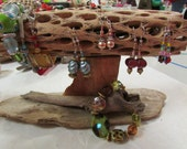 Earring Holder, Jewelry Holder, Driftwood Jewelry Holder, Wood Earring Holder, Jewelry Display, Mothers Day Gift, Jewelry Box, Mothers Day