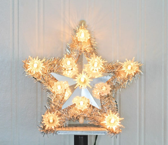 Star For A Christmas Tree: Star Tree Topper Christmas Tree Star Kodak Light Up Tree