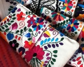 Mexican Embroidered Wallet