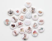 Buttons - Let them Eat Cake (set of 20)