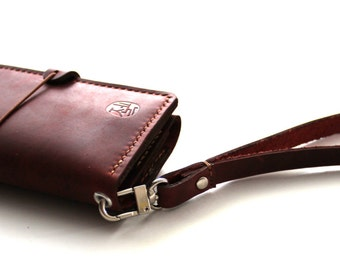 how to get pen off leather wallet