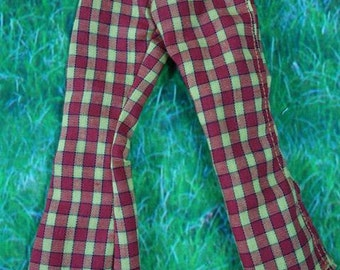 Handmade pants trousers for Blythe doll