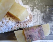 Mandarin Cinnamon Clove  Luxury Shampoo Bar