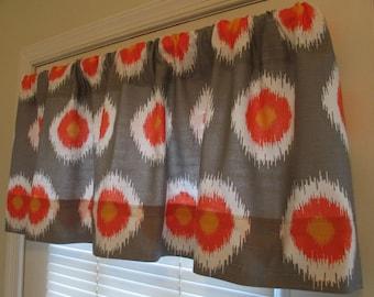 New Window Curtain Valance Premier Prints By Sosarahsews