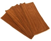Swiffer Wet Jet Pads- Set of 2- BROWN- Microfiber- Refill- Reusable- Ecofriendly