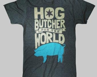 Hog Butcher to the World Chicago T-Shirt
