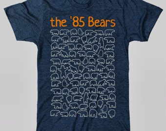 Unique 85 Chicago Bears T-Shirt