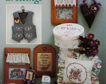 Ribbon Crossings - Cross Stitch Ribbon Embroidery - Just Cross Stitch