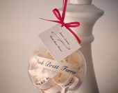 Wedding Invitation Ornament with Keepsake Box