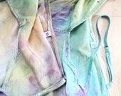 Almost Mardi Gras Silk Camisole
