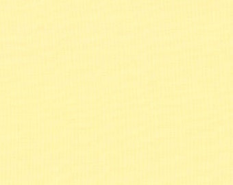 Moda Bella Solids - Baby Yellow - Moda Fabrics Number 9900 31