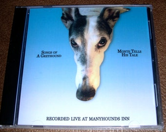 Calming CD for Greyhounds