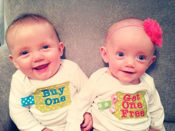Items similar to twin shirts buy one get one free on etsy for Buy 1 get 1 free shirts