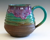 Extra Large Coffee Mug, 34 oz, handmade ceramic cup, tea cup, coffee cup