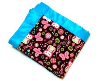 Baby Girl Blanket - Corduroy - Baby Blanket