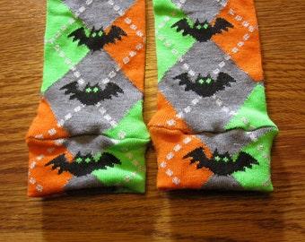 Baby/Toddler Leg Warmers - Bats
