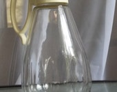Vintage Commercial Syrup Pitcher
