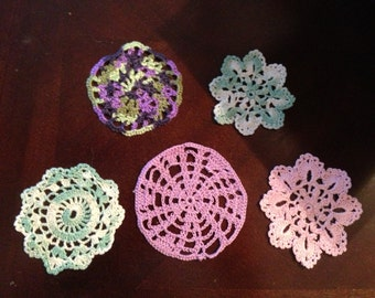 Coasters/small doilies