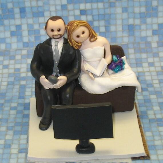 Family Guy Wedding Cake Topper