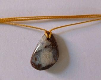 Gorgeous Boulder Opal Necklace