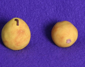 1 pear doll food for American Girl dolls