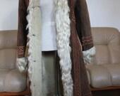 Saxony vintage shearling jacket