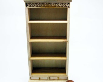 Miniature dollhouse unfinished shelf - code VMJ 1100