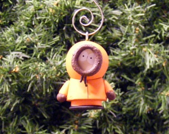 South Park Kenny McCormick DELUXE Christmas Ornament