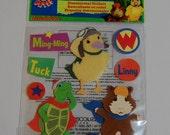 Wonder Pets 3D Stickers (Nickelodean Licensed)