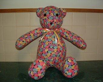 Candy Heart Bear