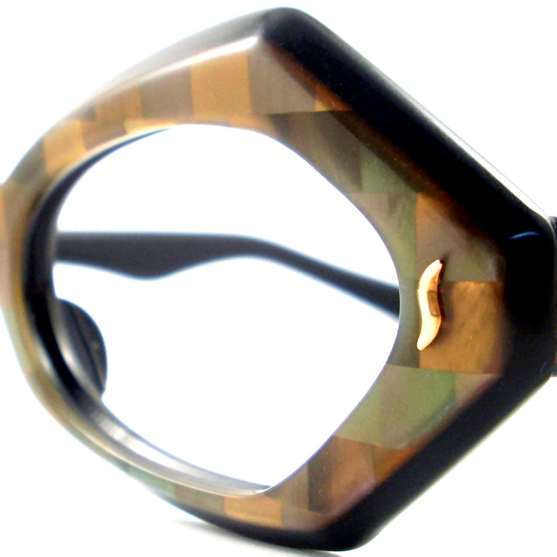 Vintage Frame Prescription Glasses : Vintage Frame France Cat Eye Glasses Eyeglasses Sunglasses