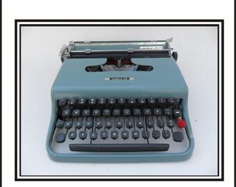 Underwood Olivetti Lettera 22