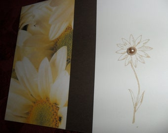 Daisy designed multiple occasion cards - set of 4