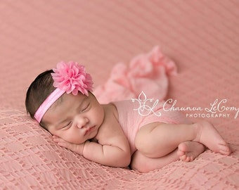 Large Cheesecloth, Newborn Cheesecloth, Pink Cheesecloth Wrap, Newborn Photo Prop, Pink Baby Wrap, Newborn Wrap, Pink Newborn Layer