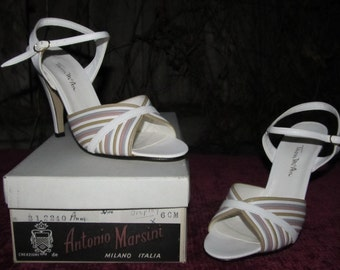 Vintage Italian  Thom McAn Strap Sandals