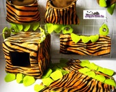 Sugar glider jungle cage set