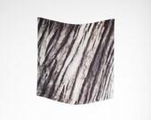 Tree Bark Silk Scarf