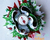 Elf on the Shelf Boutique Hair Bow