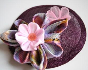 Lotus flowers' headpiece