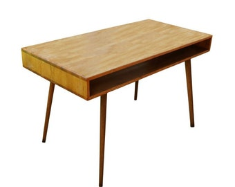 Mid Century Inspired Study Desk