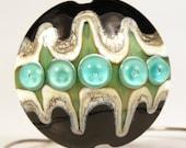 Handmade Lampwork Focal Bead