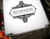 Wedding Planning Binder with Customized Eclectic Logo 9