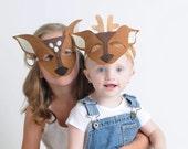 Deer Mask + Tail