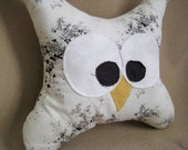 Isabella the Rag Tag Owl - Medium