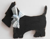 Reserved Scottie Dog