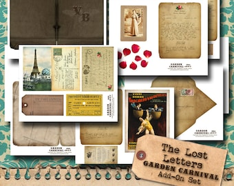 A Fairy Romance - The Lost Letters