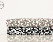 SALE Fat Quarter Bundle MicroMod Arches, 2 Pieces, Rob Bancroft, 100% GOTS-Certified Organic Cotton, Cloud9 Fabrics